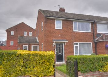 3 bed semi-detached house for sale in North Ridge, Bedlington NE22