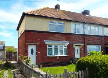Thumbnail 3 bed end terrace house to rent in Jesmond Gardens, Hartlepool
