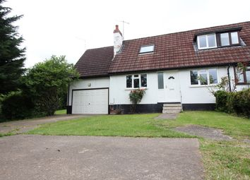 Thumbnail 3 bed semi-detached house for sale in Darbys Green, Knightwick, Worcester