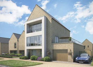 Thumbnail 4 bed detached house for sale in Linge Avenue, Off Centenary Way, Chelmsford, Essex