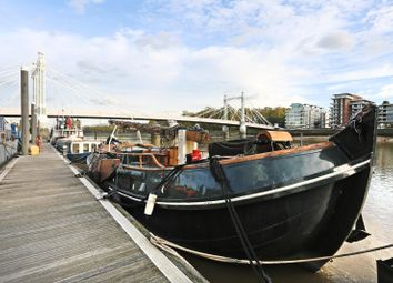 Thumbnail 2 bedroom houseboat for sale in Cadogan Pier, Chelsea