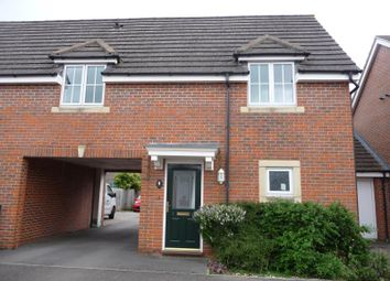 Thumbnail 1 bed flat to rent in Artillery Drive, Thatcham
