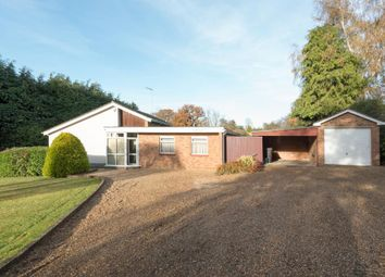 Thumbnail 7 bed detached bungalow for sale in Maybourne Rise, Woking