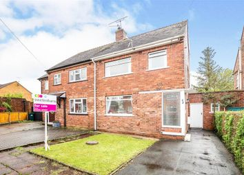Thumbnail 3 bed semi-detached house for sale in Myrica Grove, Hoole, Chester