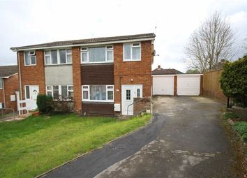 Thumbnail 3 bedroom property for sale in Valleyside, Swindon