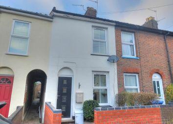 Thumbnail 2 bedroom terraced house for sale in Waterloo Road, Norwich