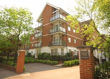 Thumbnail 2 bed flat to rent in Marian Lodge, The Downs, Wimbledon, London