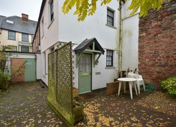 Thumbnail 2 bed terraced house to rent in The Mint, Exeter