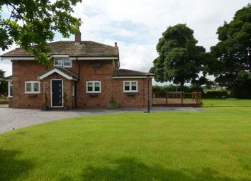 Thumbnail 3 bed detached house to rent in Woodford Road, Poynton, Stockport
