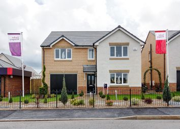 Thumbnail 4 bed detached house for sale in Avondale Gardens, Strathaven