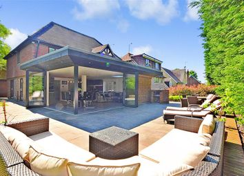 Thumbnail 4 bed detached house for sale in Grovewood Place, Woodford Green, Essex