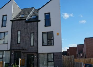 Thumbnail 4 bed town house for sale in Brearley Drive, Sheffield