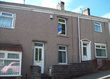 Thumbnail 3 bed terraced house for sale in Cwmbath Road, Morriston, Swansea.