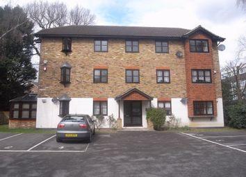 Thumbnail 1 bedroom flat to rent in Rushmon Gardens, Walton-On-Thames, Surrey