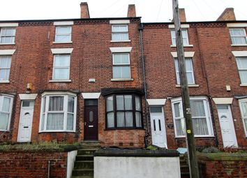 4 bed terraced house for sale in Nottingham Road, New Basford, Nottingham NG7