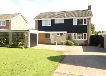 Thumbnail 4 bed detached house for sale in Water Meadows, Worksop