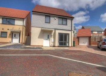 Thumbnail 4 bedroom detached house for sale in Birdhope Close, Newcastle Upon Tyne