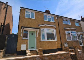 Thumbnail 3 bed semi-detached house to rent in Ashdon Road, Bushey, Hertfordshire