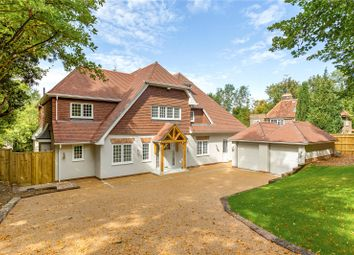 Thumbnail 5 bed detached house for sale in Bridge Way, Chipstead, Coulsdon, Surrey
