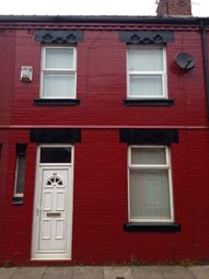 Thumbnail 3 bed terraced house to rent in Riddock Road, Litherland