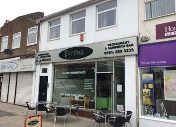 Thumbnail Restaurant/cafe to let in Eaton Road, Liverpool