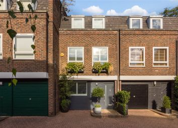 3 bed terraced house for sale in Albion Mews, London N1