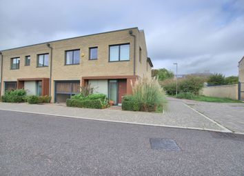 Thumbnail 3 bed end terrace house to rent in Vicarage Way, Trumpington, Cambridge