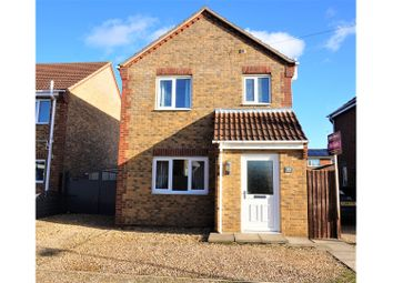 Thumbnail 3 bed detached house for sale in Richmond Way, Leverington, Wisbech