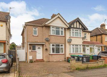3 bed semi-detached house to rent in Cranborne Avenue, Surbiton KT6