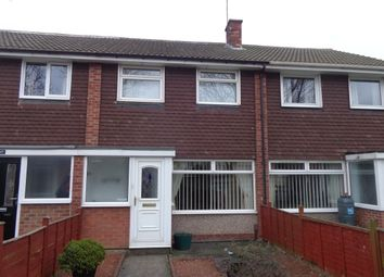 Thumbnail 2 bed terraced house to rent in Albatross Way, Darlington
