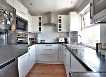 Thumbnail 2 bed flat to rent in Barker Road, Chertsey