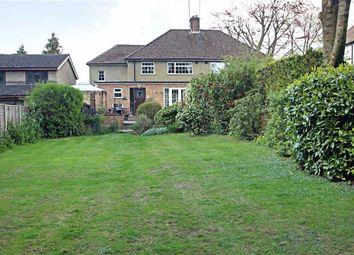 Thumbnail 4 bed semi-detached house for sale in Hyde Lane, Nash Mills, Hemel Hempstead