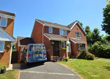 Thumbnail 3 bed semi-detached house for sale in Whitmore Way, Honiton, Devon