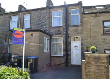 Thumbnail 1 bedroom terraced house for sale in Victoria Street, Queensbury, Bradford