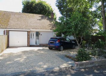 Thumbnail 2 bed semi-detached bungalow for sale in Kings Road, Hayling Island