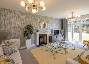 Thumbnail 4 bed detached house for sale in Benner Lane, West End, Surrey