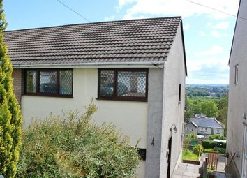 Thumbnail 3 bed semi-detached house for sale in Brynheulog, Griffithstown, Pontypool