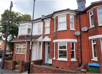 Thumbnail 3 bed terraced house for sale in Cecil Avenue, Shirley, Southampton