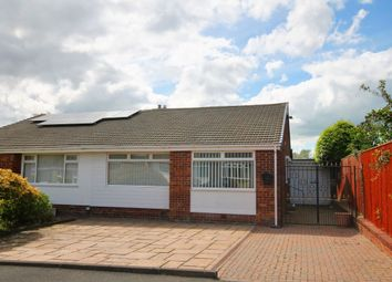 Thumbnail 3 bedroom bungalow for sale in Cottersdale Gardens, Chapel House, Newcastle Upon Tyne
