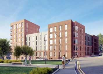 1 bed flat for sale in Great Central, Chatham Street, Kelham Island, Sheffield S3