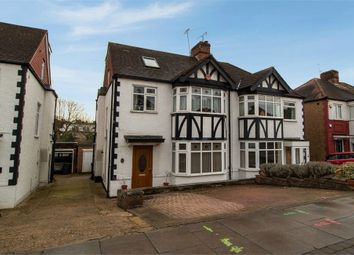 Thumbnail 4 bed semi-detached house for sale in Hadley Way, London