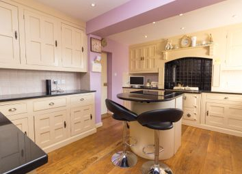 Thumbnail 4 bed detached house for sale in Biddesden Lane, Andover