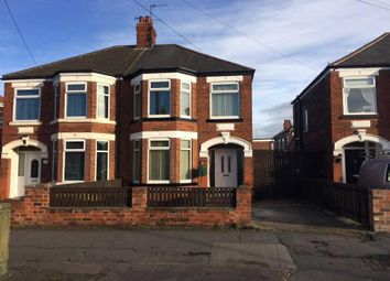 Thumbnail 3 bedroom semi-detached house for sale in Belgrave Drive, Anlaby Road, Hull