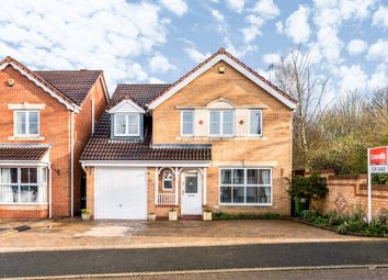 Thumbnail 5 bed detached house for sale in Burnthill Lane, Rugeley