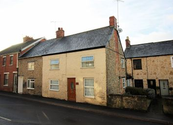 Thumbnail 3 bed terraced house to rent in High Street, Ilminster