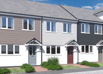 Thumbnail 2 bedroom terraced house for sale in Pridham Place, Bideford