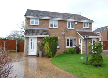 Thumbnail 3 bed semi-detached house for sale in Cannock Close, Great Sutton, Ellesmere Port