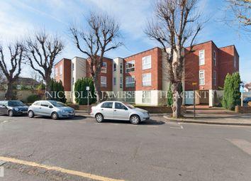 Thumbnail 2 bed flat to rent in Sambrooke Court, Bush Hill Park