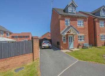 4 bed detached house for sale in The Meadows, Darwen BB3