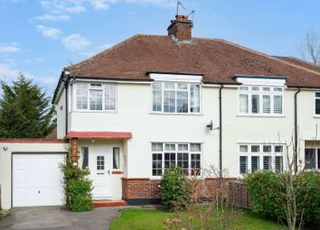 3 bed semi-detached house for sale in Lovelace Close, Effingham Junction, Leatherhead KT24